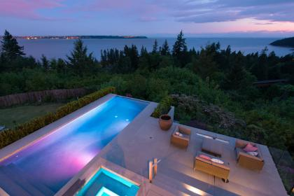 Magnificent Views at 4112 Burkehill Road, Bayridge, West Vancouver