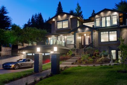 at 420 Crestwood Avenue, Upper Delbrook, North Vancouver