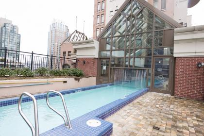 at 1001 - 1280 Richards, Yaletown, Vancouver West