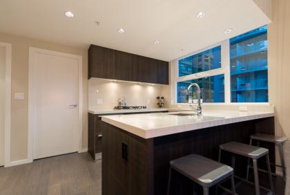 014 at #507 - 1351 Continental Street, Vancouver West