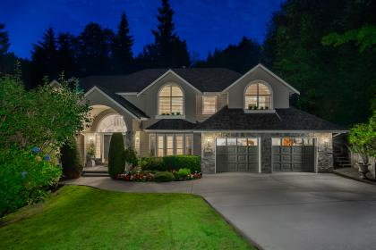 at 4707 The Glen, Cypress Park Estates, West Vancouver